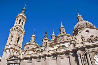 Basilica, Zaragoza