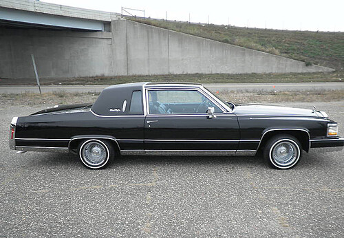 1981 Brougham Project