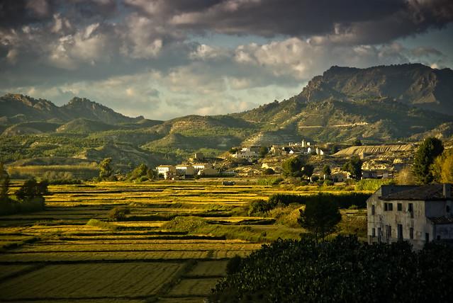 Otro paseo por Las Minas y Salmerón
