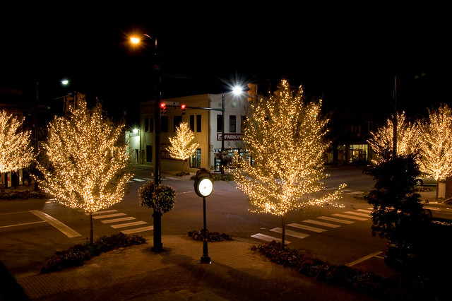 Pensacola Christmas Lights