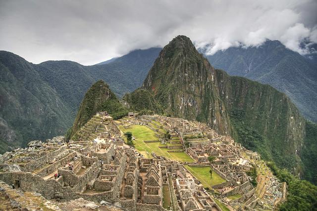 Machu Pichu HDR