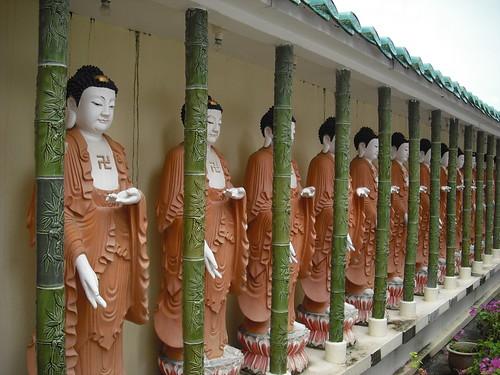 Penang - Kek Lok Si Tempel auf Penang