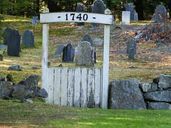 Ye Olde Cemetery