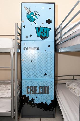 CFYE.COM Custom Lockers