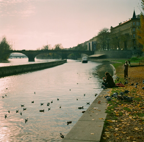Praha**one day with no plan
