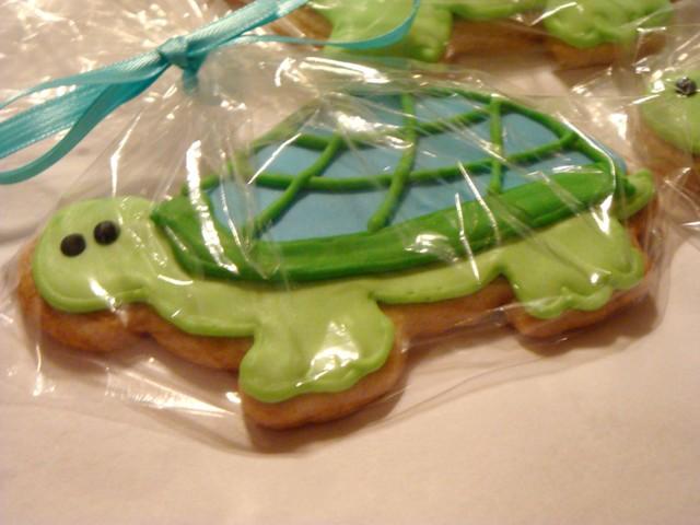 turtle cookies | Flickr - Photo Sharing!