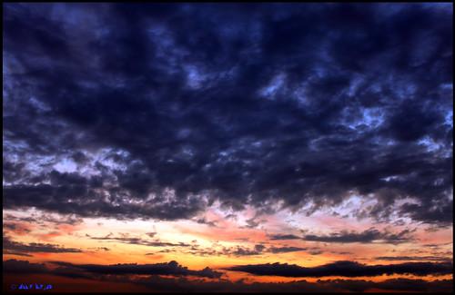 sunset red sky canon wow dusk horizon cloudscape firey naturesfinest abigfave ultimateshot t1iblue