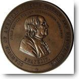 Heritage Wharton medal