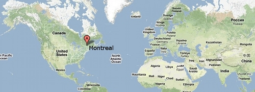 Where Is Montreal QC Montreal Quebec Map WorldAtlascom Arrive Early