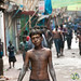 Holi Celebrations in Shakhari Bazar - Old Dhaka, Bangladesh