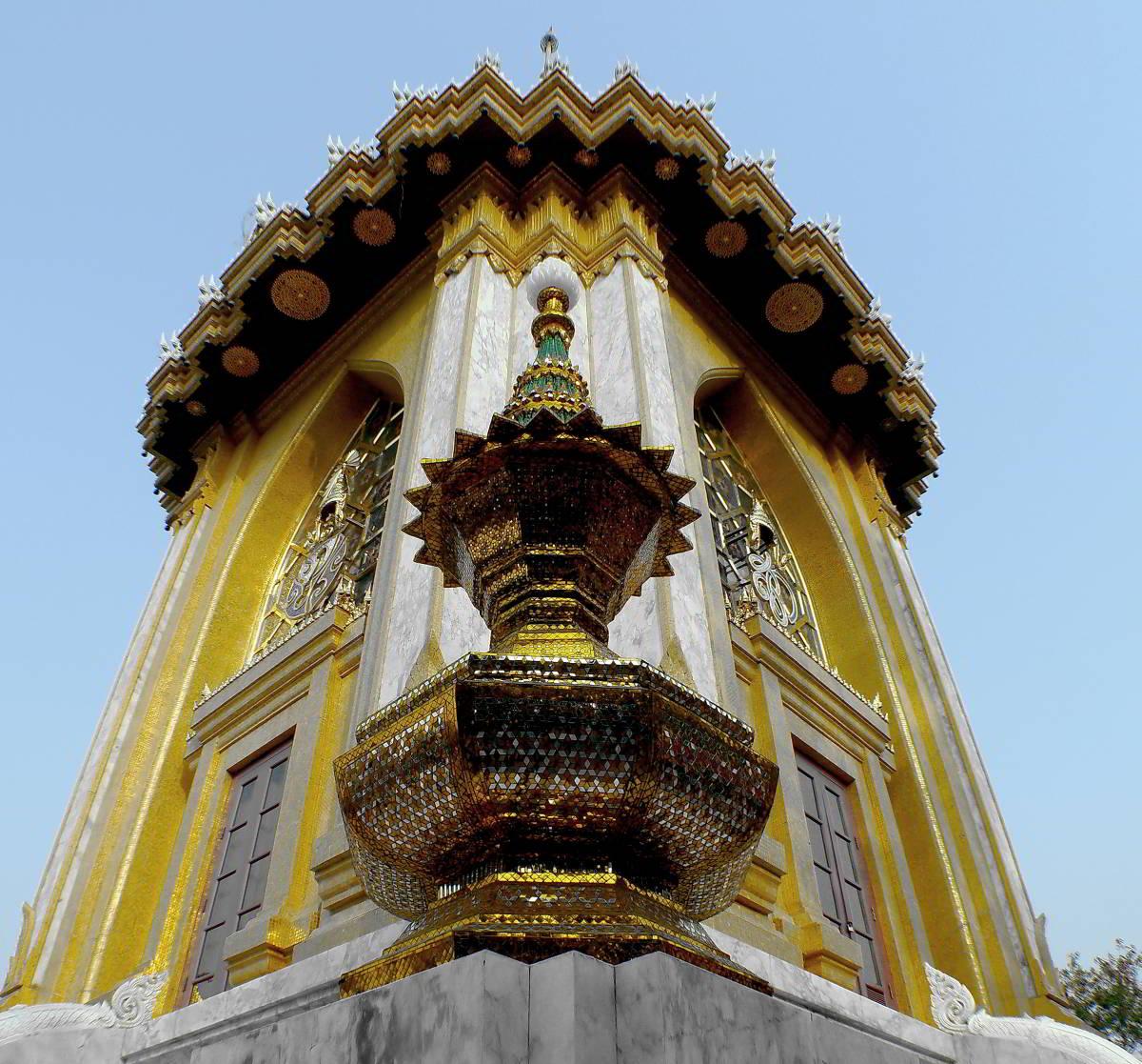 mondop at wat yansangwararam