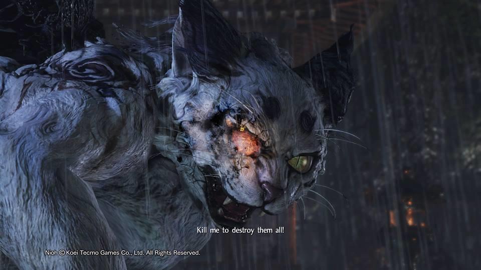 [Nioh] Mission : The Demon of Mount Hiei