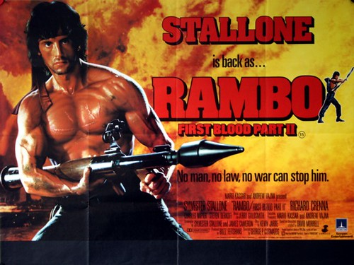 download rambo first blood part ii full movie download