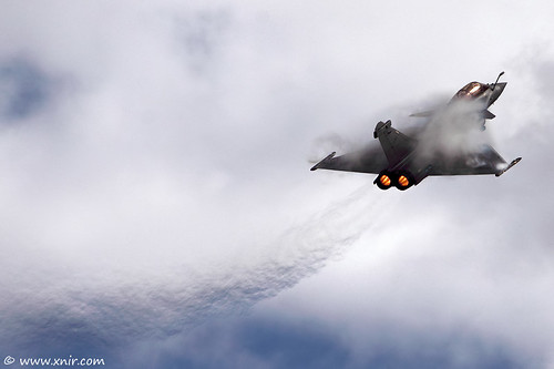 France - Air Force Dassault Rafale - RIAT 2009