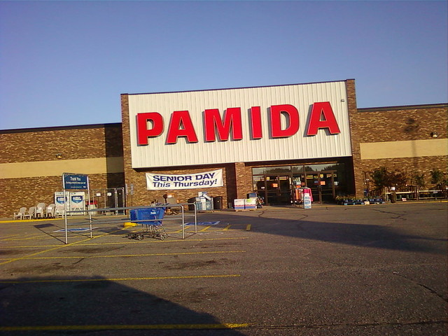 shopko and pamida Shopko stores inc said yesterday that it had agreed to buy the pamida holdings  corporation for $1150 a share, or $110 million, in a deal.