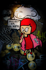 'Present for the kitti', Little Lucy