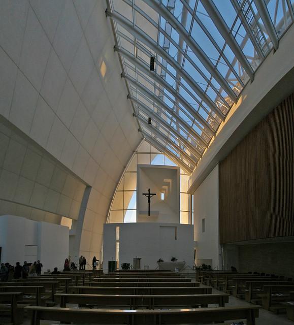 Richard Meier Jubilee Church In Rome 3 A Gallery On Flickr