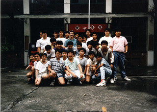 Class at Fu Hsing2