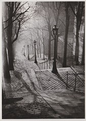 Paris by Brassai Postcard
