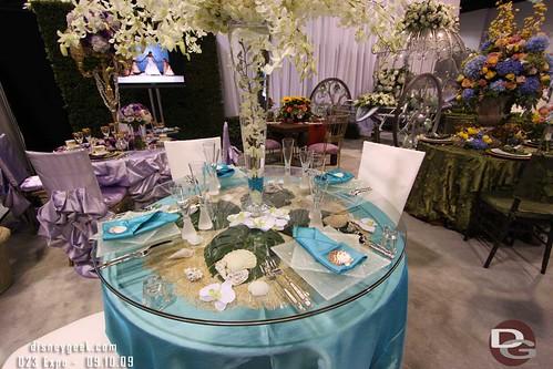 Mesas decoradas para bodas resultado de imagen de for Mesas de bodas decoradas