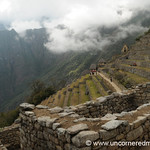 Early Morning at Machu Picchu - Peru