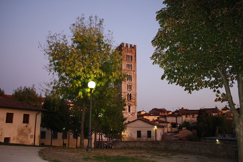 Lucca, Italy 2009