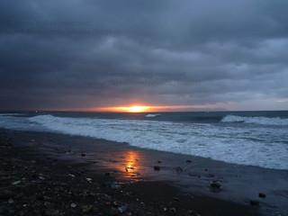 Sunrise Costacabana Beach - Spain