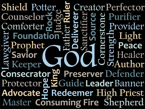 God is our...