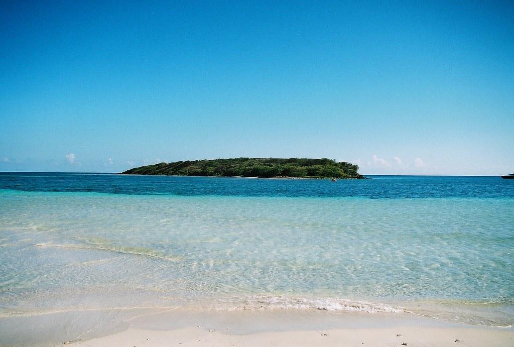 Blue Beach, Vieques, PR
