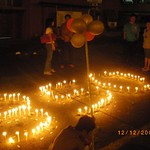 ILIGAN CITY, SOUTHERN MINDANAO JOINS GLOBAL CLIMATE VIGIL
