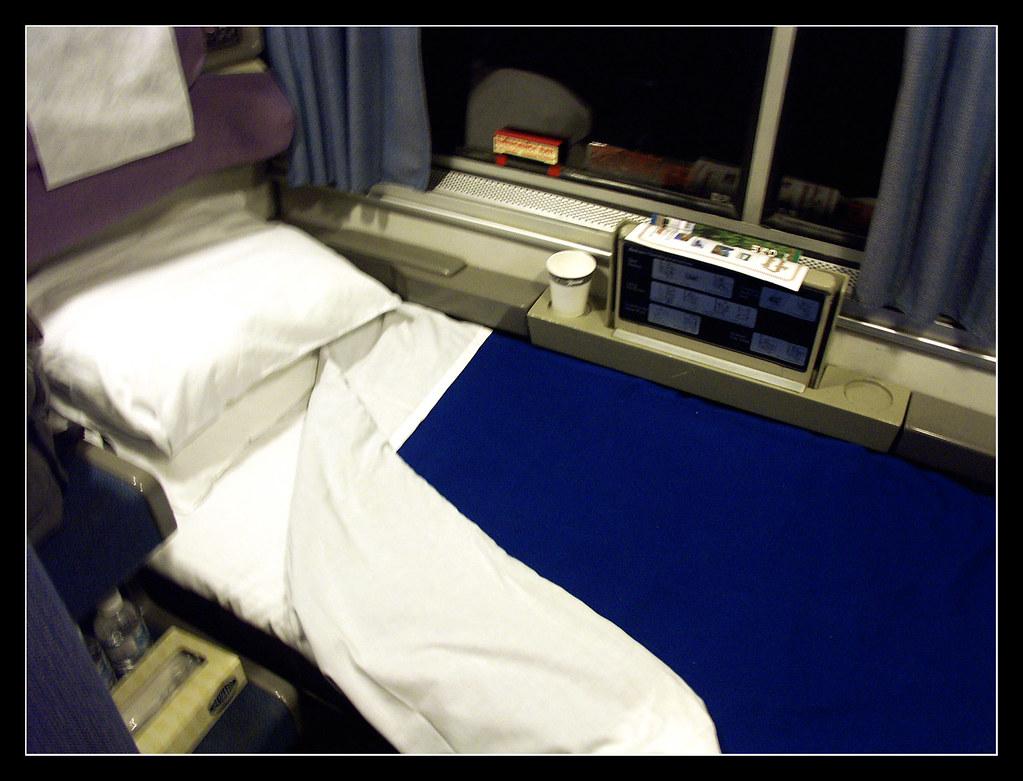 superliner roomette on the empire builder a photo on flickriver. Black Bedroom Furniture Sets. Home Design Ideas