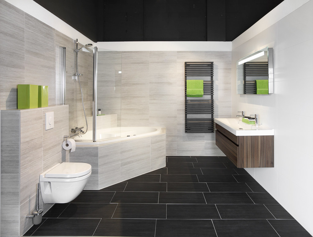 Badkamer Antraciet Wit : Badkamer iveo badkamer iveo met daarin de volgende items u flickr
