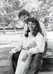 Douglas and Rosanne 1983 BGSU
