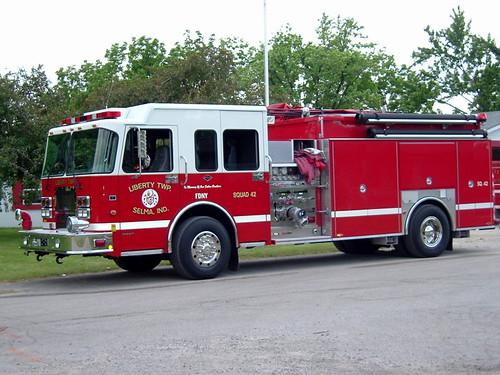 Liberty Township Fire Department Squad 42