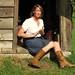 Michelle at North Arm Farm