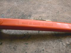 Detail Bahco water pump pliers