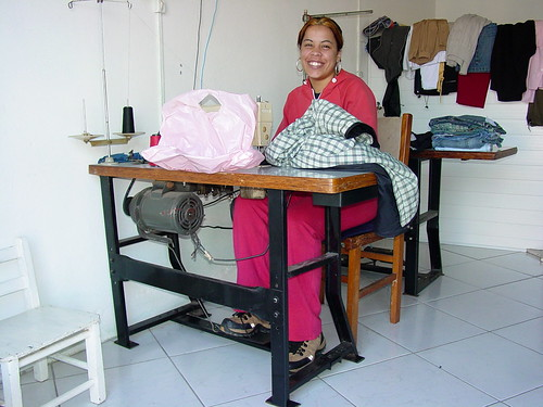 Seamstress - Sao Francisco do Sul - Brazil