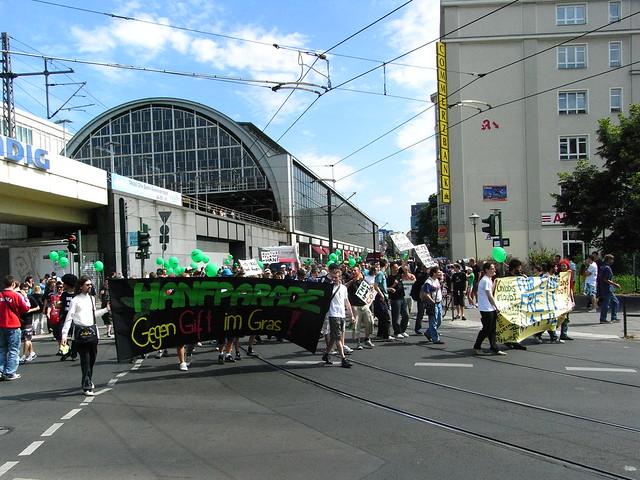 Hanfparade 2009