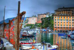 Porto di Camogli (HDR)
