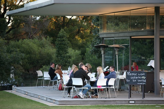 Centennial Park Cafe Opening Hours