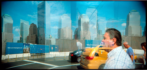 NYC ground zero