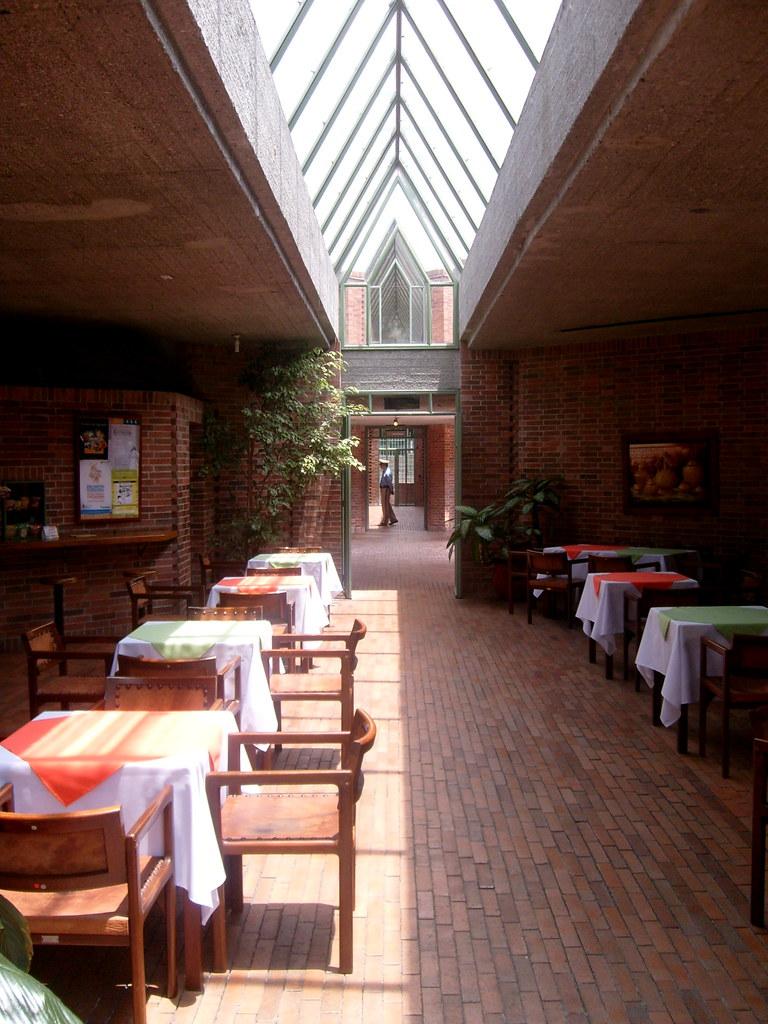 Imagen del Restaurante del Museo del Oro Quimbaya