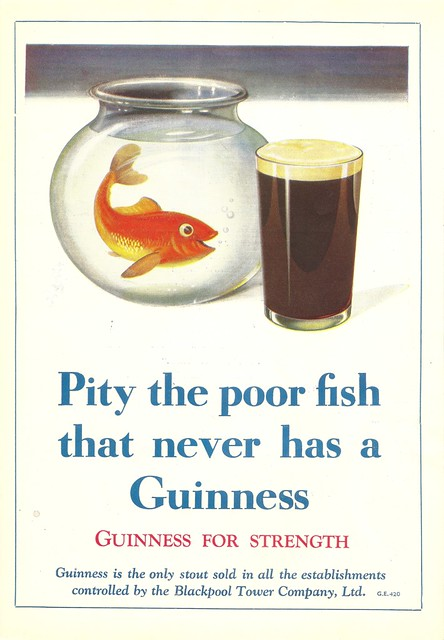 Guinness advertising