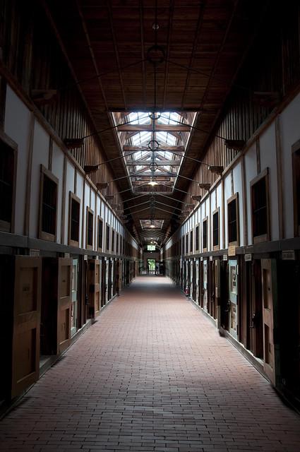 Abashiri Prison Museum, Abashiri  Flickr - Photo Sharing!