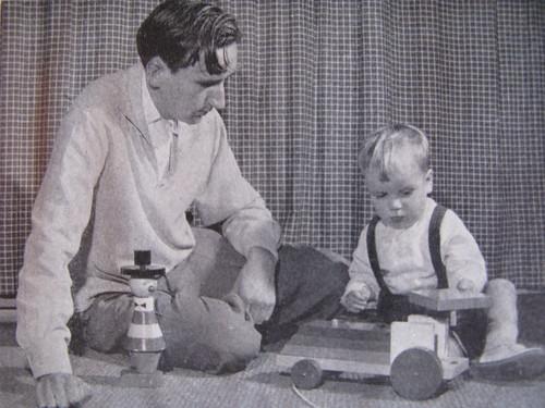 Rokus van Blokland - Gouda, 1957 by quadralectics