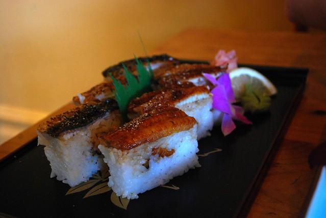 Anago Hako Sushi - Tomoshibi AUD17 main