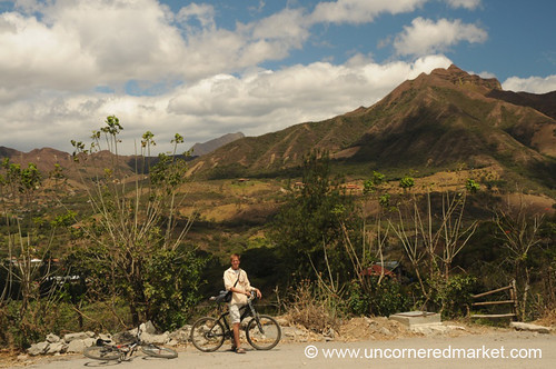 mountains bicycle landscape ecuador biking aes vilcabamba