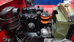 Un motor casi para estrenar