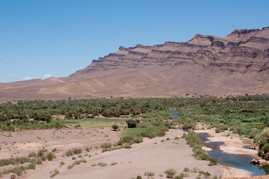 Draâ Valley & River, Maroc (Morocco)