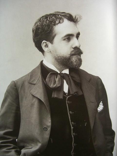 Reynaldo Hahn par Nadar (1898)